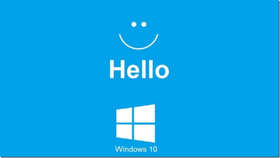 A Windows Hello logója