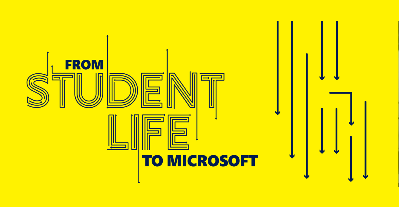 How is the work at the Microsoft as an intern? - Interview with Kunigunda