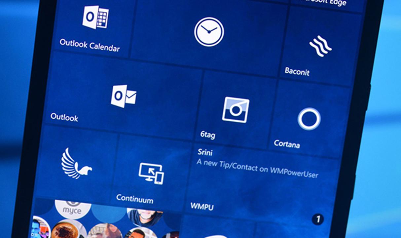 Frissítettem: Windows 10 Mobile