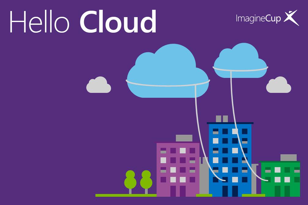 Tanulj játszva és könnyedén a felhőről: Hello Cloud!