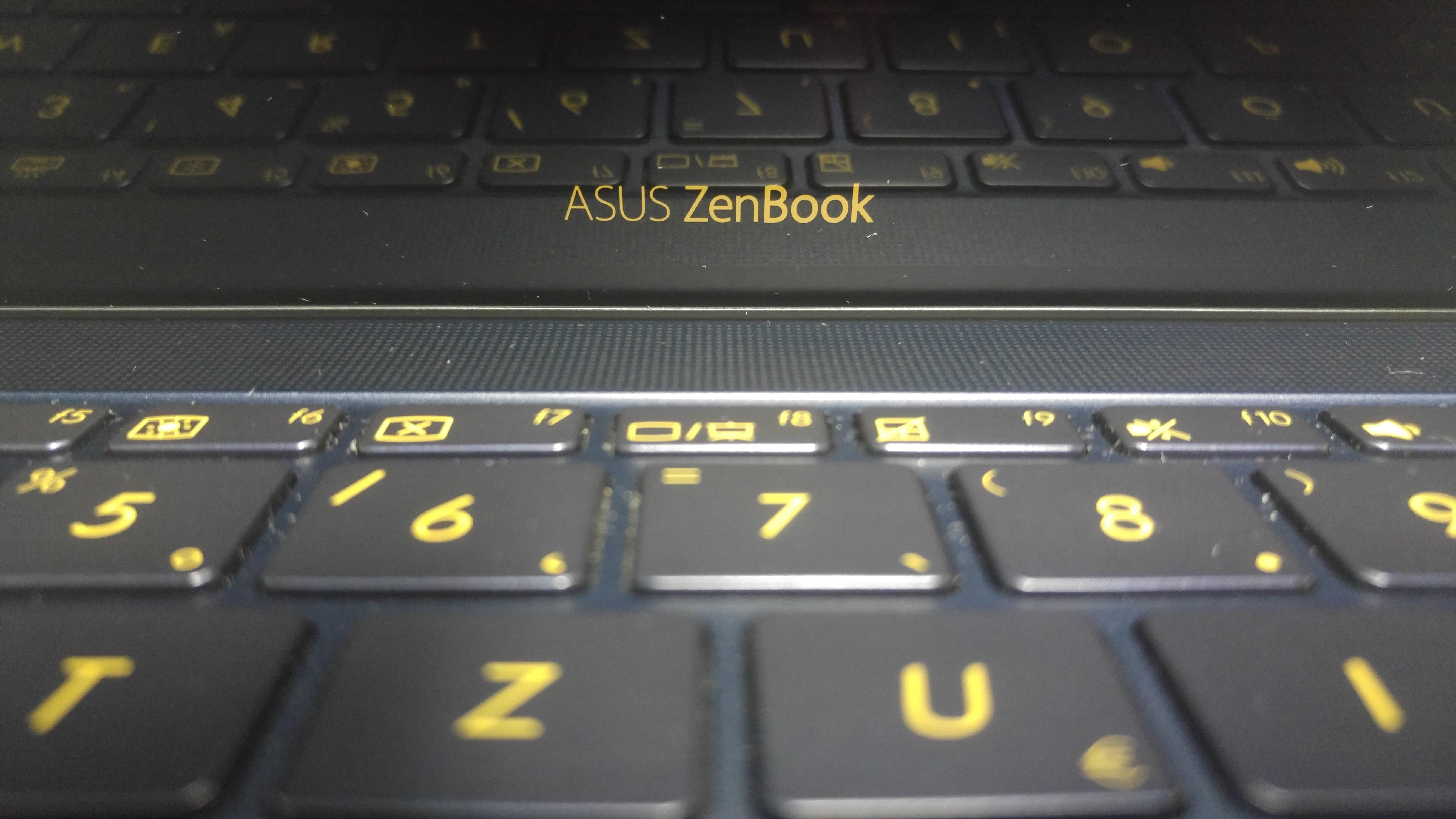 ASUS ZenBook 3 – élet az USB-n túl